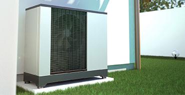 75% d'énergie renouvelable avec une pompe à chaleur