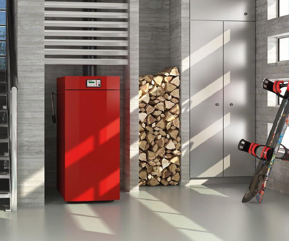 chaudiere biomasse