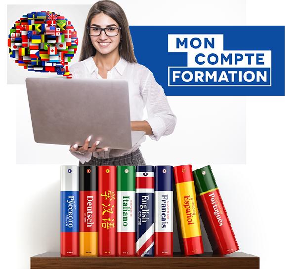 Formations langues étrangères CPF